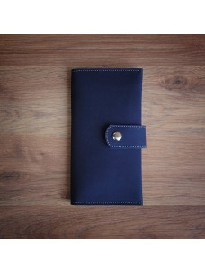 Futlers Long Wallet Blue